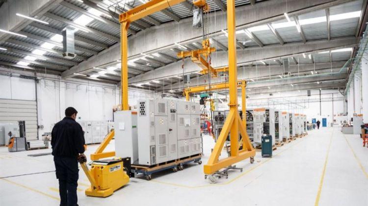 Gamesa inaugura en Madrid un centro tecnológico puntero para energías renovables