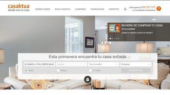 Casaktua rebaja hasta un 50% el precio de 600 viviendas de Ibercaja