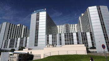 El Hospital Ramón y Cajal consigue un nuevo edificio qa cambio de la gestión del parking durante 40 años