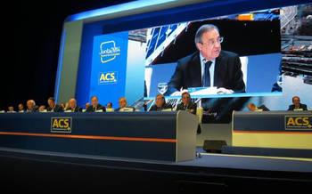 ACS, primer grupo mundial de concesiones de infraestructuras por octavo año consecutivo