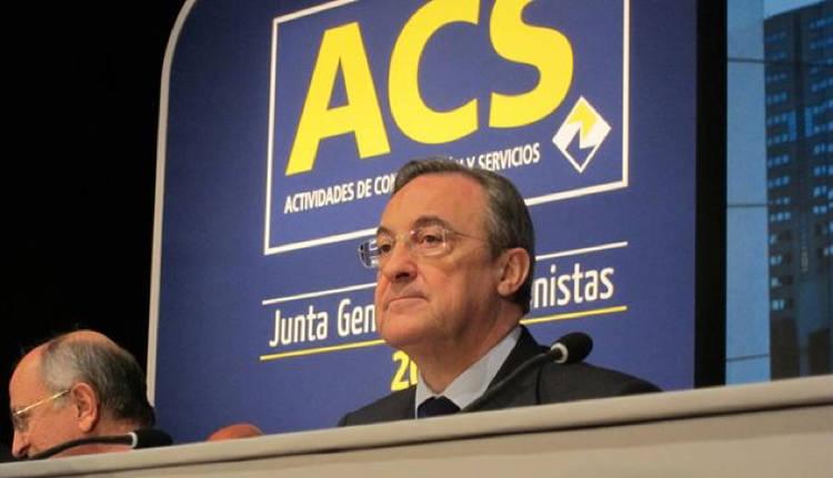ACS entra en la construcción del primer AVE de Estados Unidos
