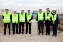 Ramos Catarino construirá la nueva fábrica de Grupo Aeronáutico Zona Centro
