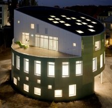 Green Lighthouse de VELUX recibe el certificado LEED® Gold
