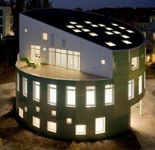 Green Lighthouse de VELUX recibe el certificado LEED® Gold