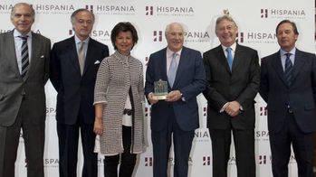 Hispania compra un solar en Madrid por 32 millones para hacer dos edificios de oficinas