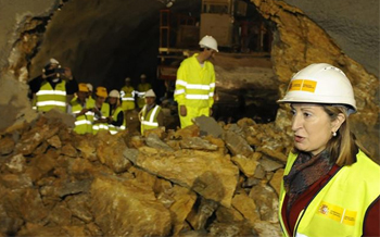 Fomento contrató hasta julio 630 millones en obra pública