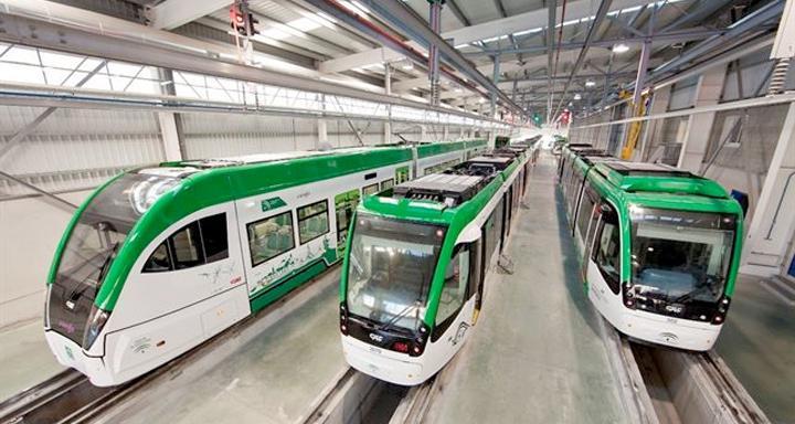 Isolux, CAF y Azvi se adjudican el ferrocarril entre México y Toluca por 858 millones