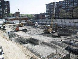 Se inicia la construcción de Residencial Célere Puerta del Retiro