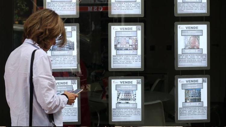 Aumenta la compra de vivienda nueva en el último año, hasta un 29% del total