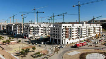 El sector inmobiliario prevé un despegue de la vivienda en 2016