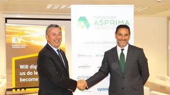 EY y la Fundación Asprima firman un convenio para incentivar la formación en el sector inmobiliario
