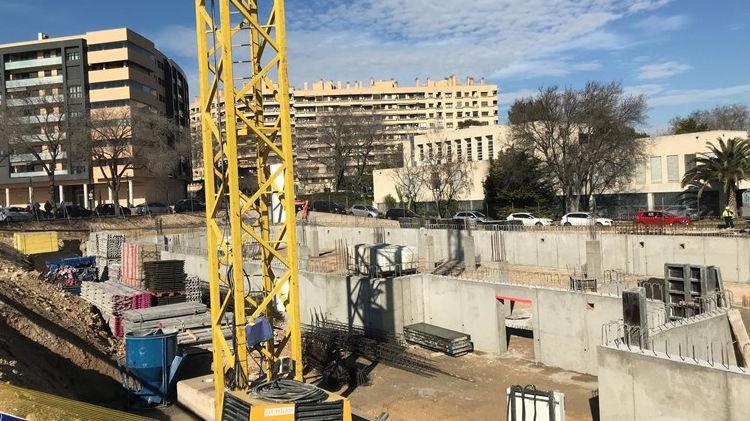 La licitación en construcción de Fomento se duplica, hasta 960 millones