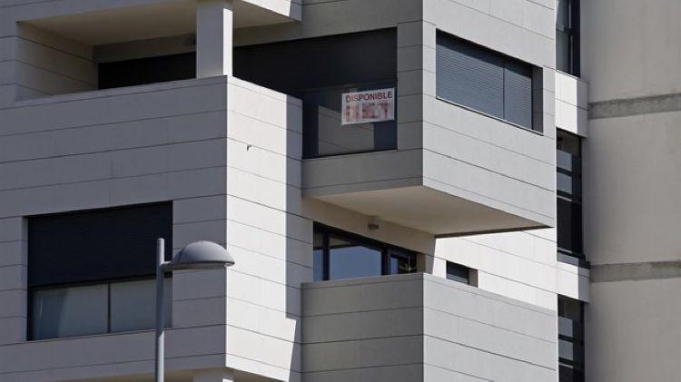 El precio de la vivienda aumenta un 6,8% en el tercer trimestre, según los registradores