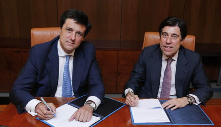 Sacyr vende su filial de patrimonio Testa a Merlín por 1.793 millones